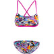 speedo Digi 2 Piece Xback Bikini Women pink/orchid/black